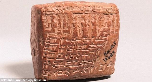 Обнаружен первый договор о суррогатном материнстве, подписанный в древней Ассирии