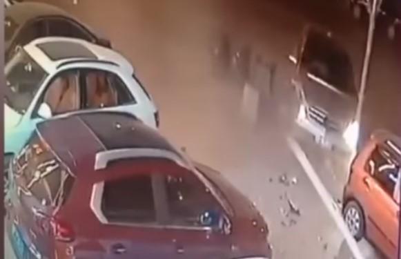 Невероятно, но факт: китаец дважды избежал смерти за пять секунд