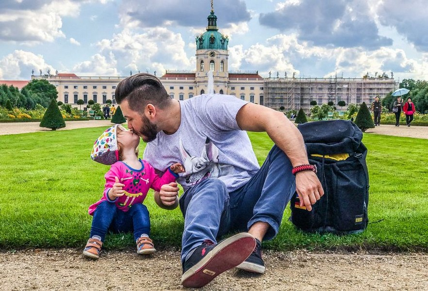 Жизнь за пределами Кудамм: парки Берлина