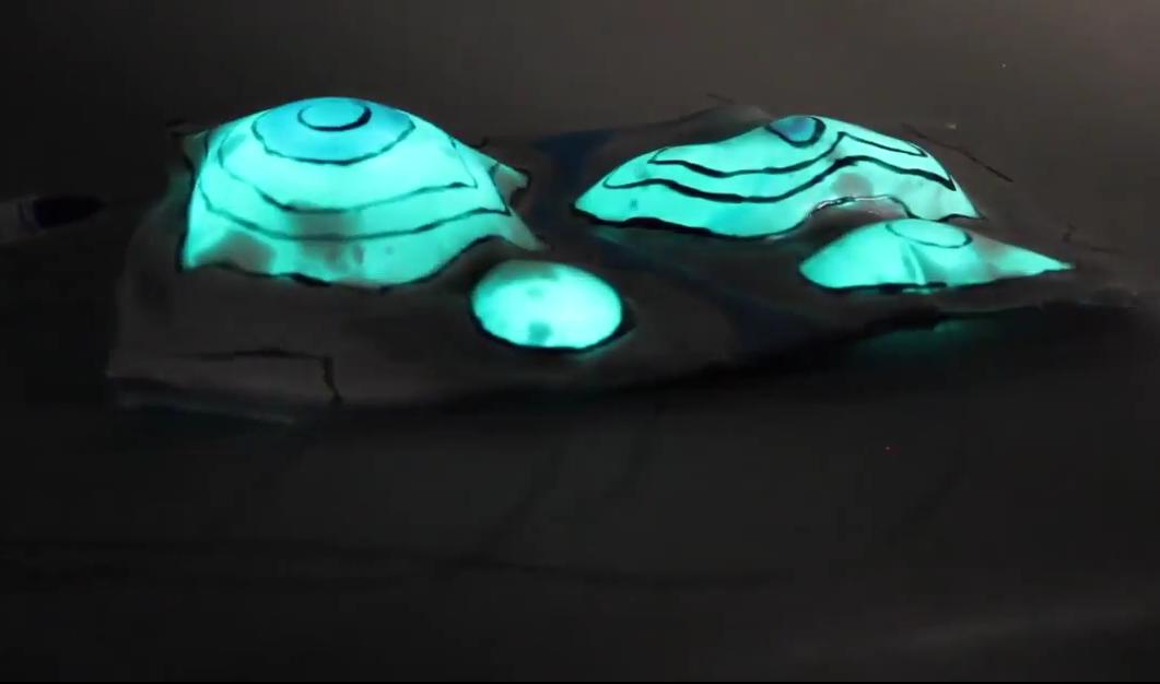 Идеальный камуфляж: ученые испытали искусственную кожу осьминога
