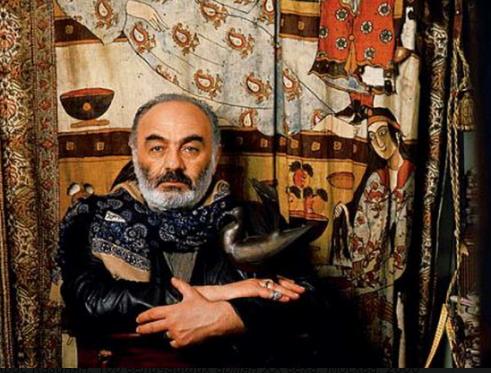 В Киеве пройдет выставка рождественских коллажей ко дню рождения Параджанова
