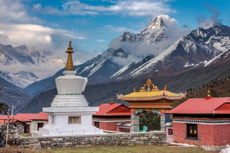 Отпустите меня в Гималаи: ради чего ехать в Непал и Бутан.Вокруг Света. Украина