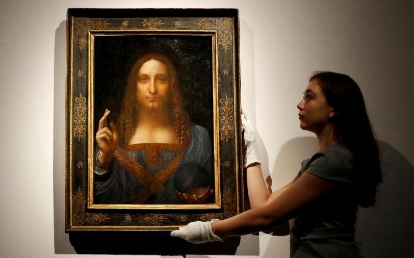 Картину «Спаситель мира» Леонардо да Винчи продали за рекордные $450 млн