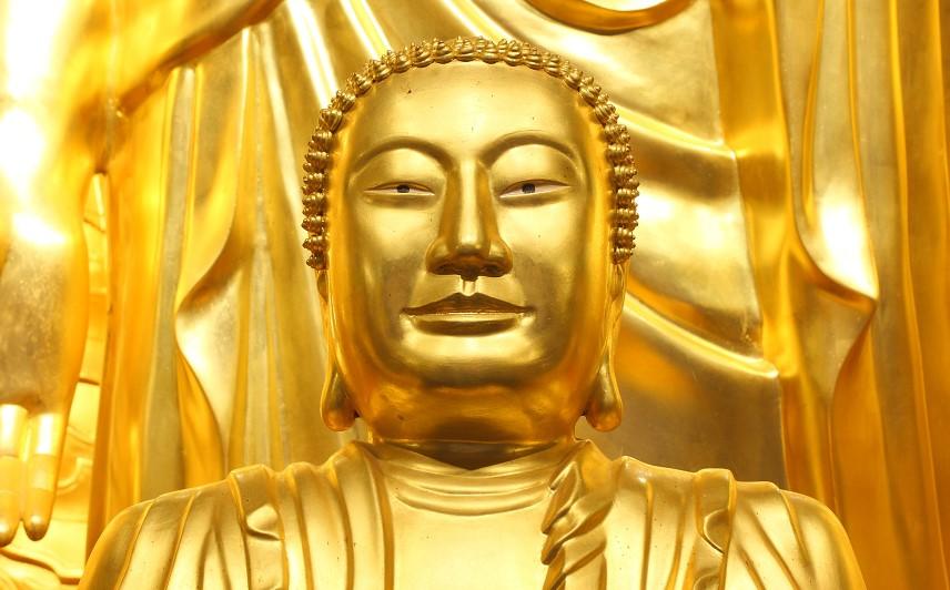 В Китае нашли останки, предположительно принадлежащие Будде
