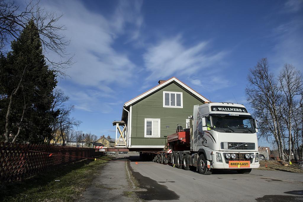 В Швеции переедет целый город с домами и жителями.Вокруг Света. Украина