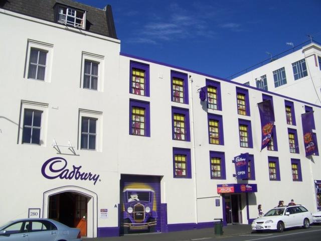 В Новой Зеландии на пожертвования купили шоколадную фабрику