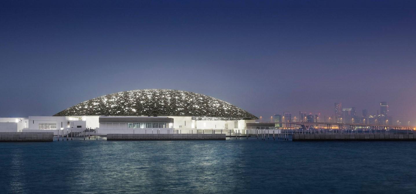 15 фактов о Лувре в Абу-Даби.Вокруг Света. Украина