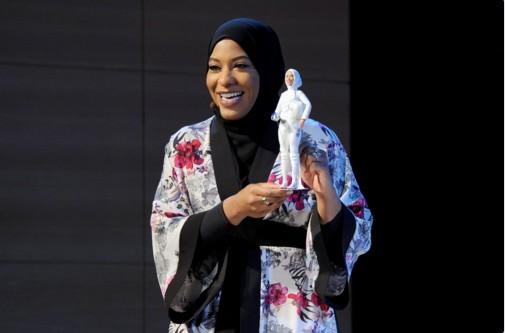 Кукла Барби появилась в хиджабе