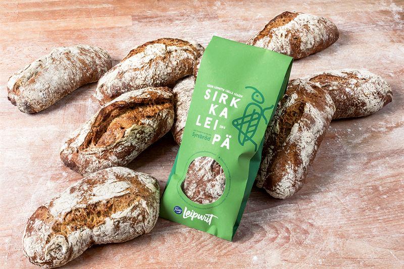 В Финляндии начали продавать  хлеб со сверчками.Вокруг Света. Украина