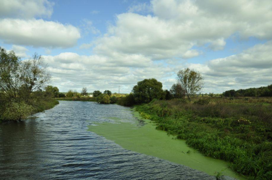 В Украине тысячами исчезают малые реки
