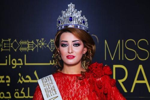 Впервые за 45 лет на конкурсе «Мисс Вселенная» появится девушка из Ирака