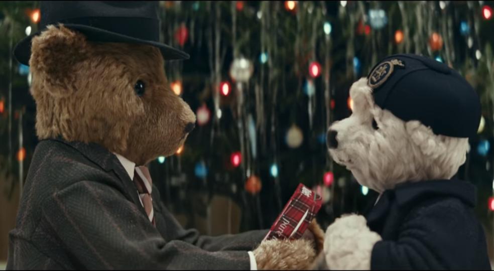 Аэропорт «Хитроу» выпустил трогательный ролик к Рождеству