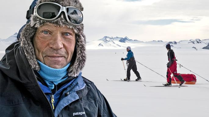 Отец и сын собираются покорить Южный полюс с помощью солнечной энергии
