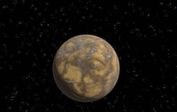 Ученые обнаружили слишком большую планету