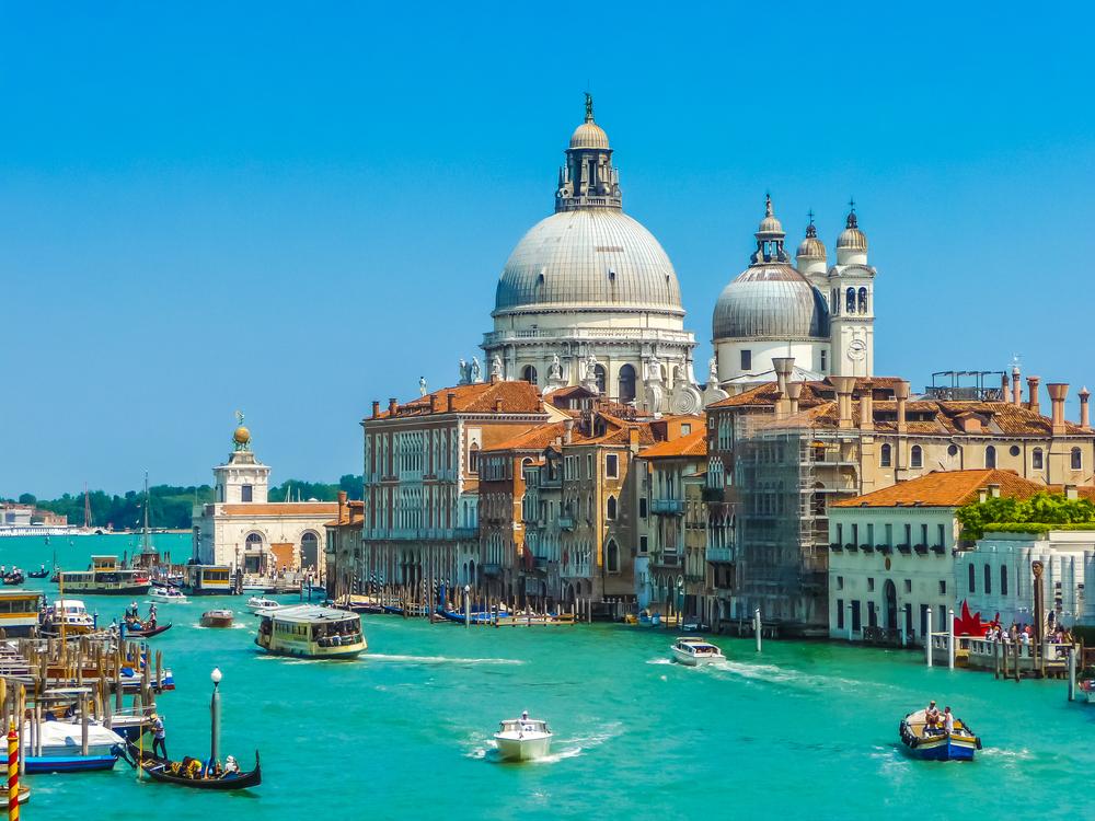 Венеция запретила круизным лайнерам заходить в Гранд-канал.Вокруг Света. Украина