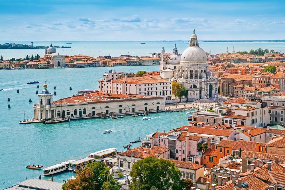Италия: страна бесконечных путешествий