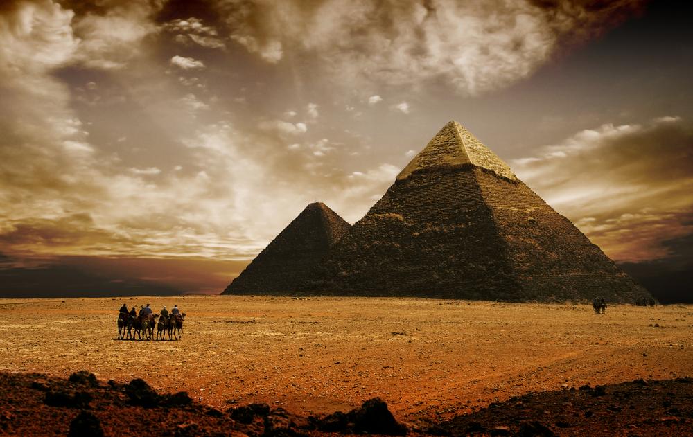 Внутри пирамиды Хеопса ученые нашли тайную комнату.Вокруг Света. Украина