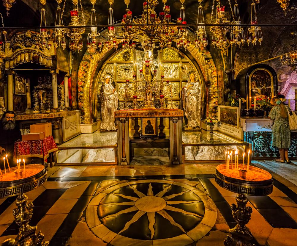 Археологи впервые определили возраст Гроба Господня