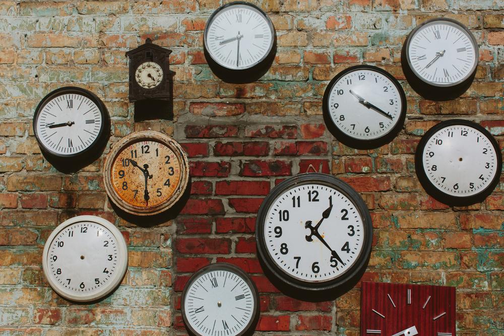 ТОП-10 фактов о времени