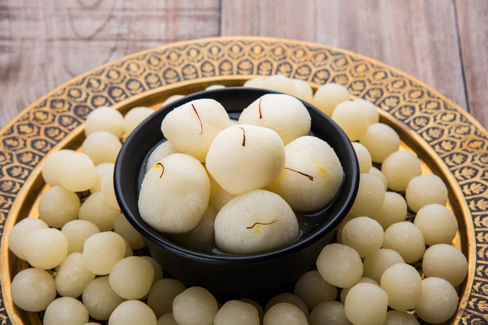 Штаты Индии поспорили из-за традиционной сладости