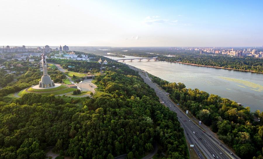 Киев возглавил рейтинг самых зеленых мегаполисов Европы