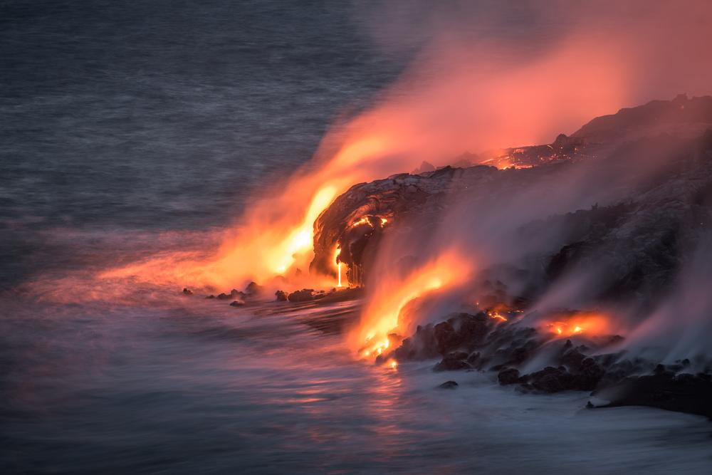 У берегов Италии могут проснуться 15 подводных вулканов