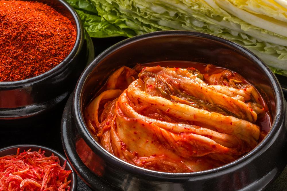 Некоторые любят погорячее: в Южной Корее празднуют Фестиваль кимчи