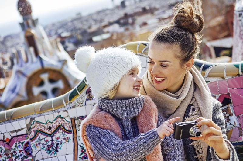ТОП-5 секретов удачного путешествия с детьми