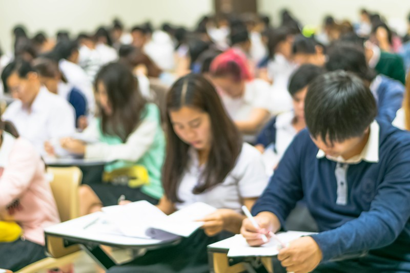 Остановись, Земля! В Южной Корее день экзамена