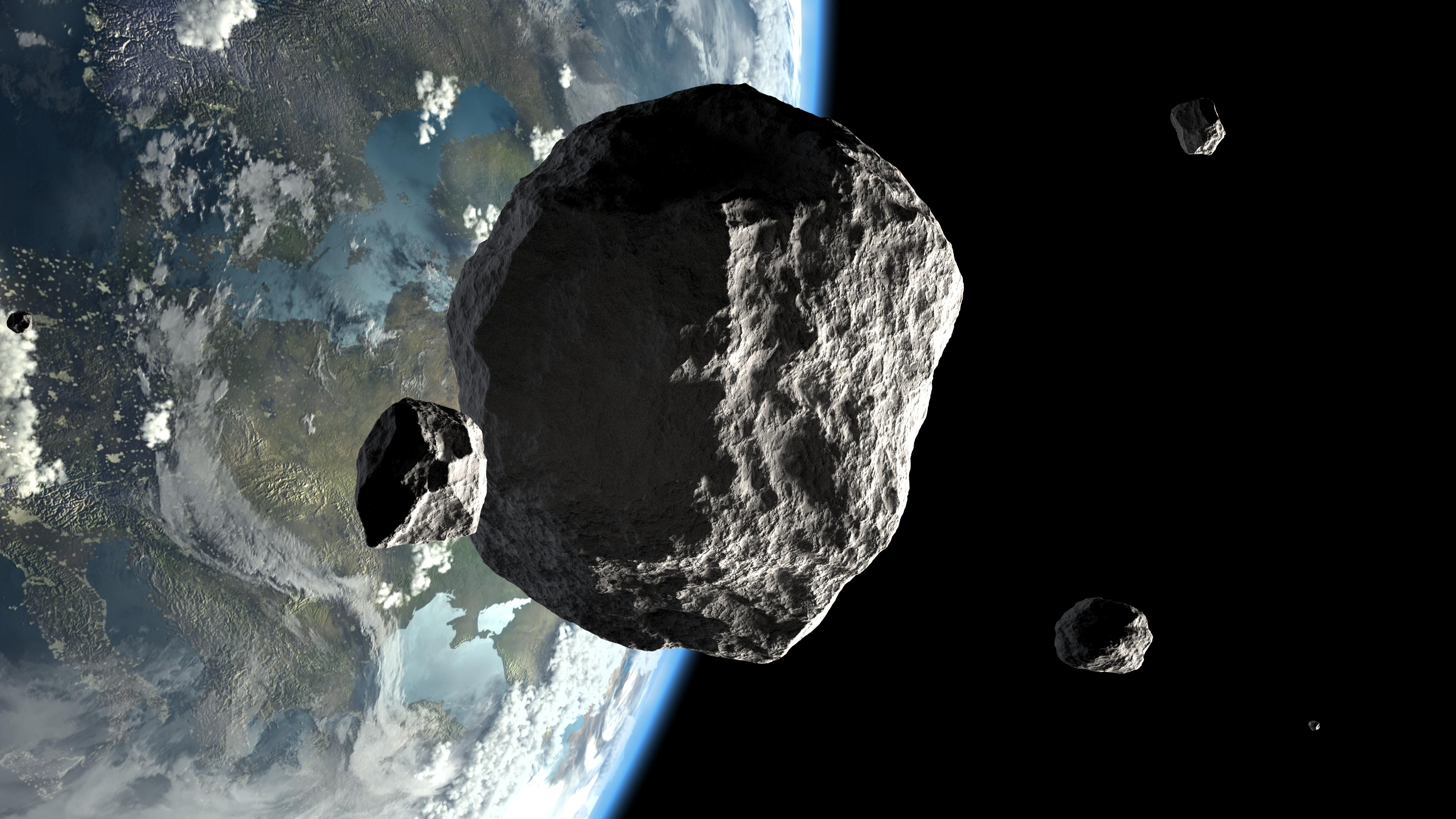 NASA просит придумать название для астероида.Вокруг Света. Украина