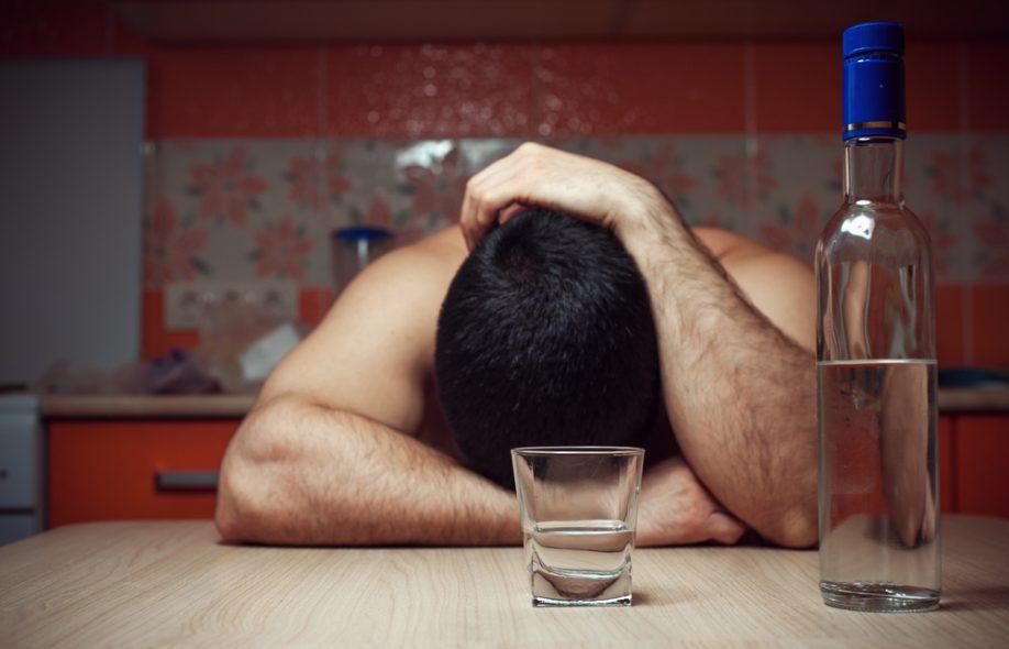 Мужской алкоголизм и наркомания