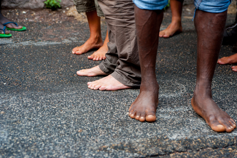 Рабы Африки: в Ливии продают беженцев за $400
