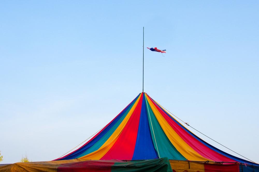 В Киеве запретили цирк шапито