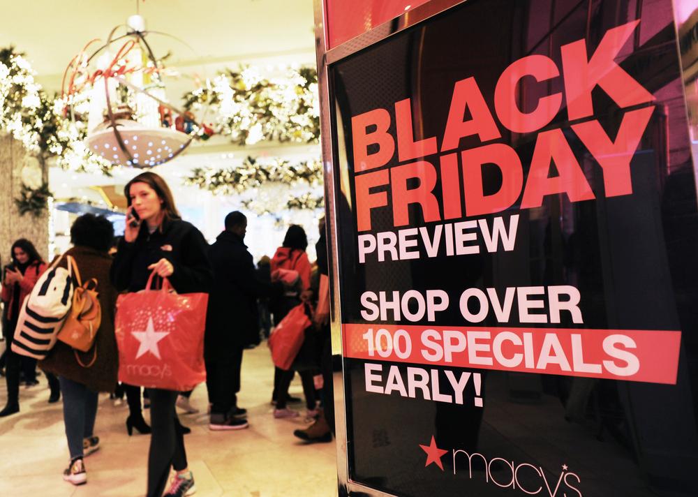 Самая Черная пятница: европейские бренды согласны на убытки ради продаж.Вокруг Света. Украина