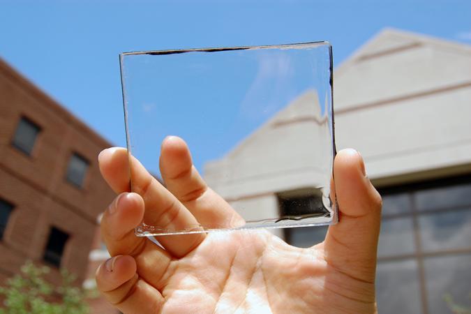 Ученые изобрели солнечную батарею, прозрачную, как стекло.Вокруг Света. Украина