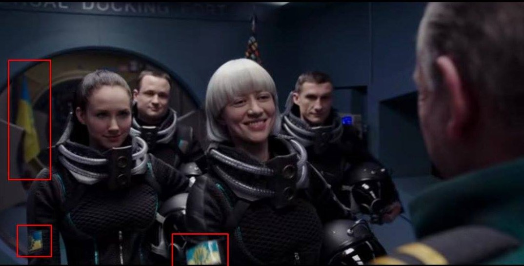 Люк Бессон показал украинских астронавтов будущего
