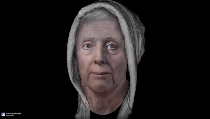 Ученые выяснили, как выглядела ведьма XVIII века