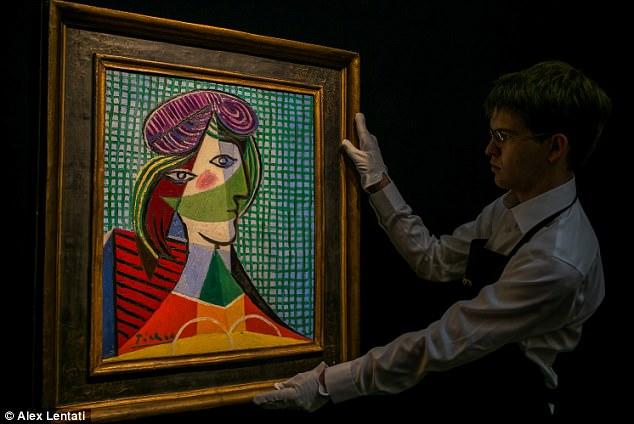Страдания художников продаются хуже, утверждают ученые
