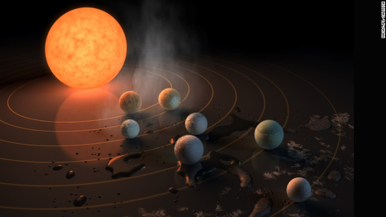 NASA ищет планеты, пригодные для жизни, с помощью искусственного интеллекта