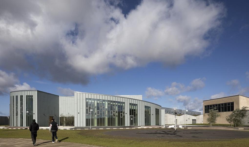 В Дании построили самую гуманную тюрьму в мире.Вокруг Света. Украина