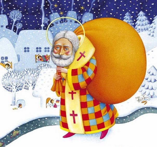 День святого Николая в Украине