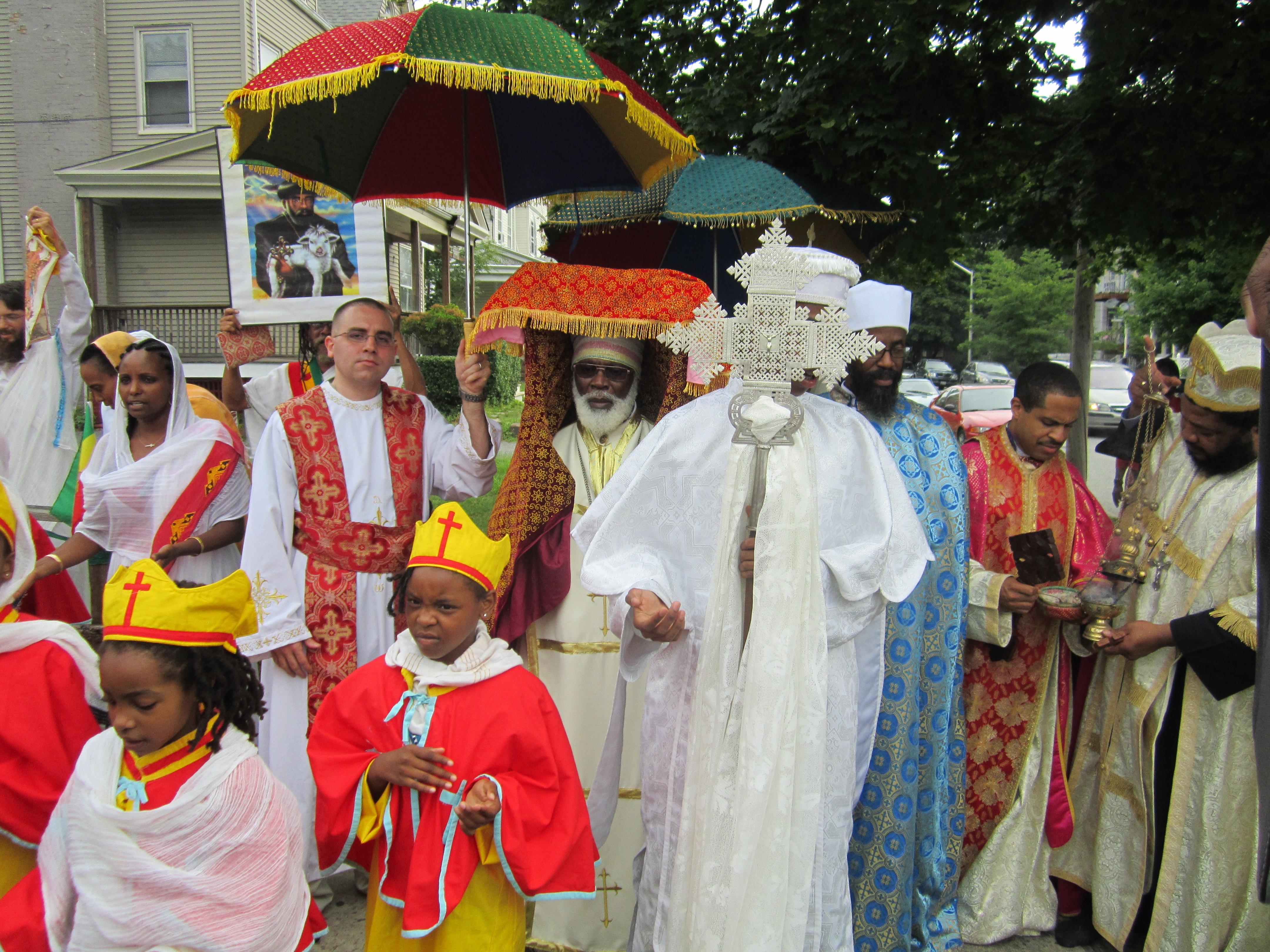 День архангела Гавриила в Эфиопии