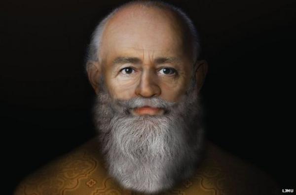 Ученые показали, как выглядел святой Николай.Вокруг Света. Украина