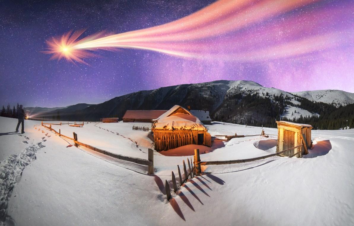 Почему метеоры взрываются в атмосфере