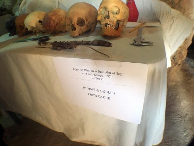 В Египте представили  мумию древнего чиновника