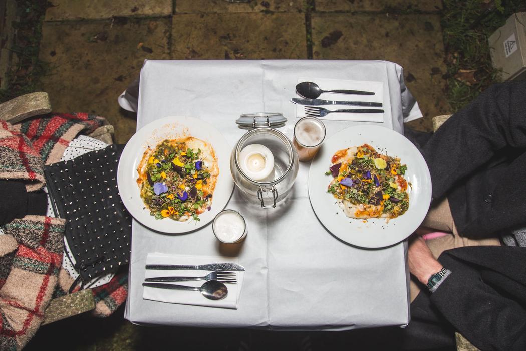 Британец превратил свой сарай в лучший ресторан Лондона