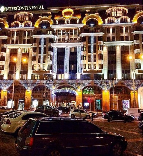 Ночь на 26 декабря в Киеве оказалась рекордно теплой