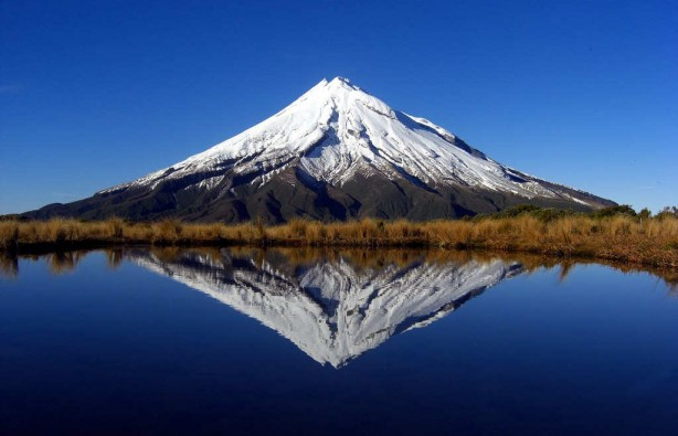 Вулкан в Новой Зеландии стал человеком.Вокруг Света. Украина
