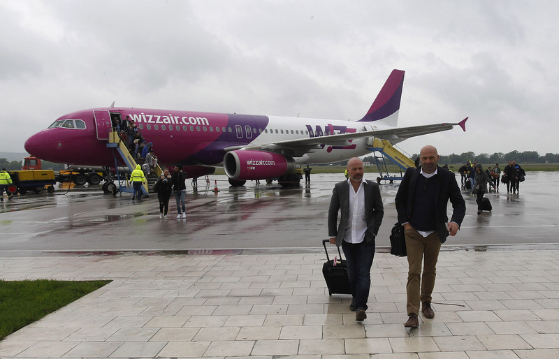 Wizz Air откроет рейс Львов-Лондон на четыре месяца раньше