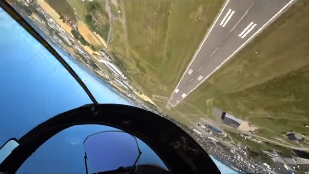 Трюки на истребителе глазами пилота